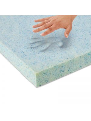 LR40-50PG Visco-Gel Slow-Release Memory Foam